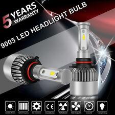 9005 Led Headlight Kit Bulbs 9145 Fog Lamps For Toyota RAV4 Camry 20000LM 200W