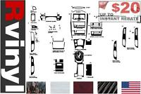 Rdash Dash Kit for Nissan Maxima 2002-2003 Auto Interior Decal Trim