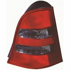 Mercedes A Class W168 2001-3/2005 Rear Light Lamp Smoked Indicator Drivers Side