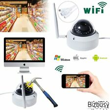HD 720P Wireless WIFI P2P IP Security Camera IR Night Vison Indoor/Outdoor Audio
