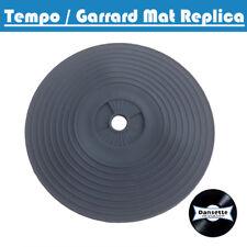Dansette Tempo Turntable Mat - Garrard Auto Slim Deck
