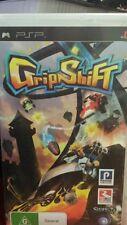 Grip Shift (NO BOOKLET) PSP