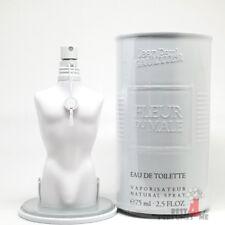 Jean Paul Gaultier Fleur Du Male Eau De Toilette 2.5 Oz 75ml Rare! Old Formula!!