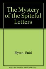 The Mystery of the Spiteful Letters,Enid Blyton- 9780416164626