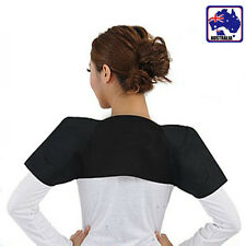 Tourmaline Self-Heating Shoulder Pad Support Braces Magnetic Therapy OSHOU 5765