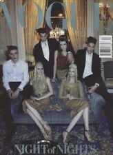 Vogue Italia Magazine 4/2012 fashion women Cover 1 NIGHT OF NIGHTS