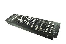 CONTROLLO LUCI DISCO EFFETTI DJ 192 CANALI DMX 512
