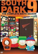 South Park Complete Ninth Season 9 Nine DVD SET Series Collection Episode TV Sho