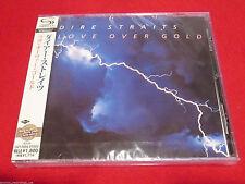 DIRE STRAITS - Love Over Gold - JAPAN JEWEL CASE SHM - CD - UICY-25354