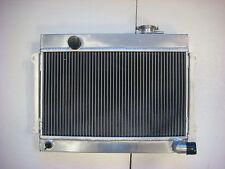 3 core aluminum radiator for DATSUN 510 1968-1973 / 620 Pickup 1972-1973 L16