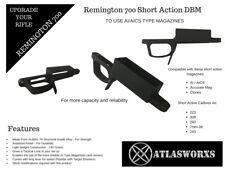 Bottom Metal / DBM AI Mag Compatible -  Remington 700 Aluminium Short Action