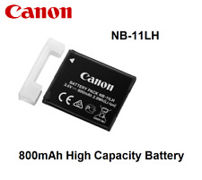NEW Genuine OEM CANON PowerShot A2300 A2400 A2600 A3400 A4000 IS Battery NB-11LH