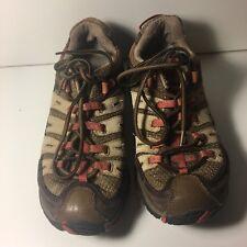 Merrell  Continuum Ventilator Walnut W Size 7.5 Vibram Sole Hiking Trail Shoes