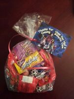 Guardians of the Galaxy Goodie Gift Treat Bag Tags Birthday Party Favors 18pc