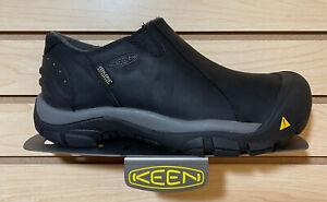 Keen Men's Brixen Waterproof Low Slip-On Shoe