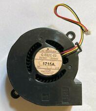 OEM Epson C-E02C-03 Projector Power Supply Fan  DC12V  200mA