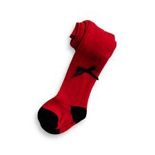 Baby Girls Toddler Kids Bow Cotton Warm Tights Stockings Pantyhose Pants Socks