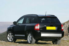 Rear Bumper Protector Guard Sill Plate Cover For Jeep Compass 2007-2010 08 09 10