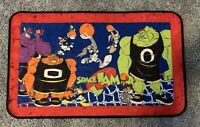 RARE RARE RARE Space Jam Movie Michael Jordan Floor Mat Rug Looney Tunes