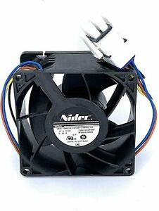 2-3 days delivery-Nidec Refrigerator Fan Motor V80E14M52A3-57A611-ONLY FOR Model