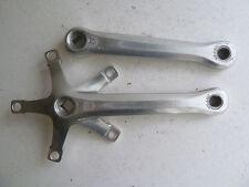 Suntour Superbe Pro road crank arms, 170 cranks