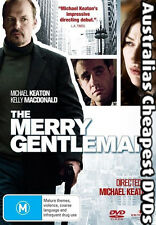 The Merry Gentleman DVD NEW, FREE POSTAGE WITHIN AUSTRALIA REGION 4