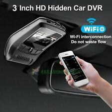 Car DVR Wifi Camera Full HD 1080P Dash Cam Registrator Video Recorder Camcorder