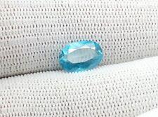 Natural Nice Untreated Blue Zircon Gemstone