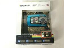 Polaroid iS085 Digital Waterproof Underwater Camera 16.0 MP Blue