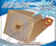 H230K 8 sacchetti filtro carta x Hoover Scope Elettriche Jolly S2066