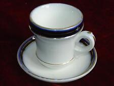 Tasse brulot porcelaine de paris époque 19 ème