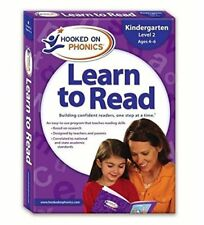 Hooked on Phonics Learn to Read - Level 4: Word Families (Early Emergent Read...