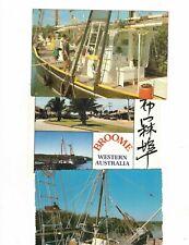 West Australia Modern Postcards,    BROOME  WA              ( 7 Cards)