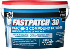 Dap 58550 FastPatch 30 Patching Compound Powder, 3.5 Lbs, White
