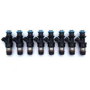 8* OEM Delphi fuel injector 25317628 For 01-07 GM GMC Chevy Truck 4.8L 5.3L 6.0L