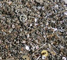 5g VINTAGE WATCH Parts Bits HO Model Train Slag TINY Sprinkle Steampunk Confetti