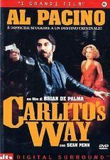 Dvd CARLITO'S WAY - (1993)  AL PACINO......NUOVO