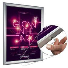A1 Lockable Poster Frames Display Board Advertising Tamper Security snapframe