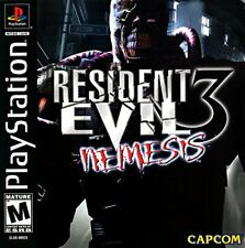 Playstation - Resident Evil 3: Nemesis / Game - Game  VAVG The Cheap Fast Free