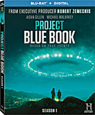 Project Blue Book: Season 1 [New Blu-ray] Dolby, Subtitled, Widescreen
