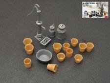 Water Pump Set Diorama Plastic Kit 1:35 Model MINIART