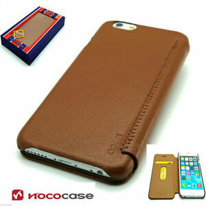 Case For iPhone 6 6s Genuine Leather Magnetic 360 ShockProof Flip Wallet Cover