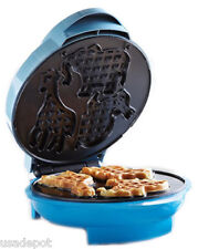 Animal Shape Electric Waffle Maker Great for Kids TS-253