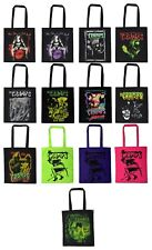 The Cramps PSYCHOBILLY Tote Bag Horror Garage Stay Sick Monster Punk Lux Ivy