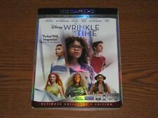 A Wrinkle in Time (4K Ultra HD, Blu-ray) with Slip Cover