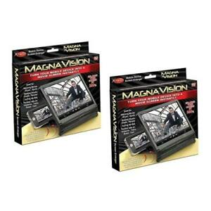 As Seen On TV Magna Vision - Screen Magnifier - 2 Pack