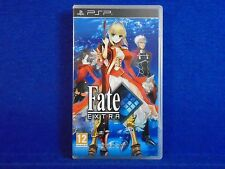 psp FATE EXTRA RPG Battle System Game Playstation PAL REGION FREE