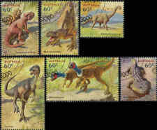 2013 AUSTRALIA Dinosaurs (6) FU – CTO