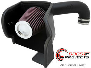 K&N 63 Series Aircharger Air Intake System for Dodge Ram 1500 2500 3500 63-1561
