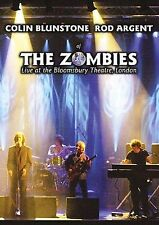 DVD: Colin Blunstone and Rod Argent of the Zombies: Live at the Bloomsbury Theat